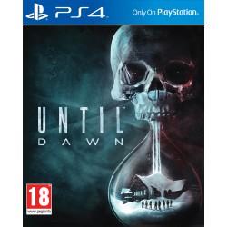 Until Dawn hra PS4 HITS