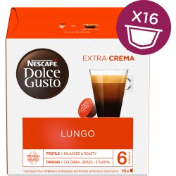 DOLCE GUSTO CAFFE LUNGO...