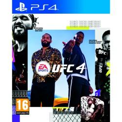 EA Sports UFC 4 hra PS4 EA