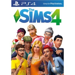 The Sims 4 hra PS4 EA